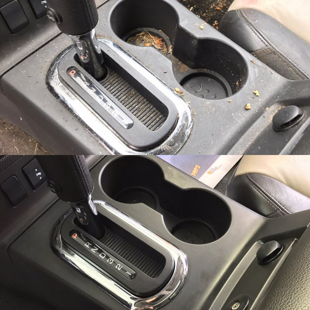 Auto Interior Detailing